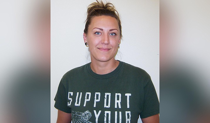 In 2016, Sarah Woodson passed her GED exam. Now, the Camp Verde resident is maintaining a 4.0 grade average at Yavapai College. Her goal is to be a successful business owner able to give back to the community that gave her a hand up. Courtesy photo