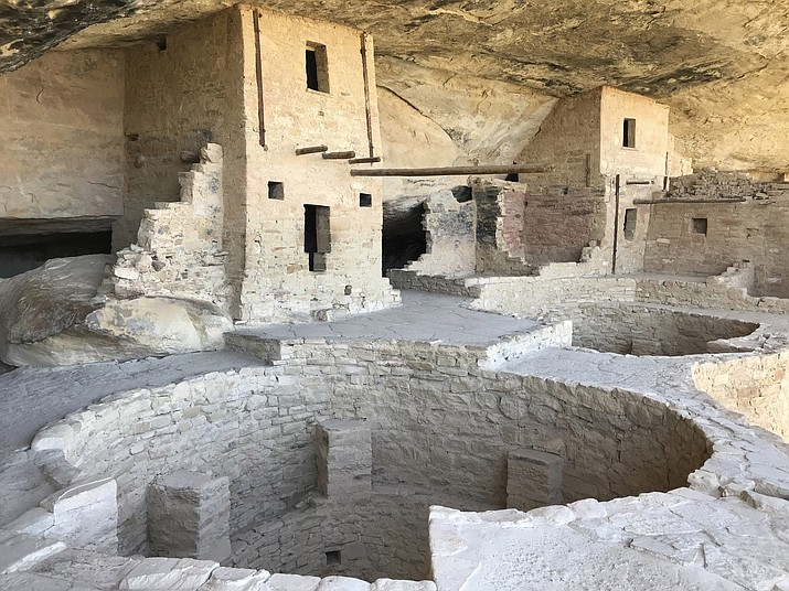 The White House announced Oct. 2, that Finland has agreed to return Native American ancestral remains and funerary objects that where excavated in 1891 from Mesa Verde and ended up in the collection of the National Museum of Finland. (AP Photo/Susan Montoya Bryan)