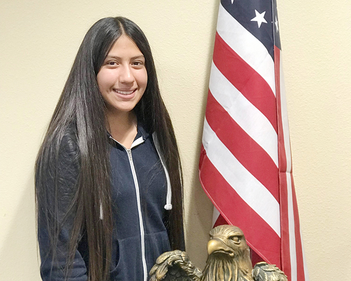 HUSD Student of the week: Melissa Avitia-Pacheco