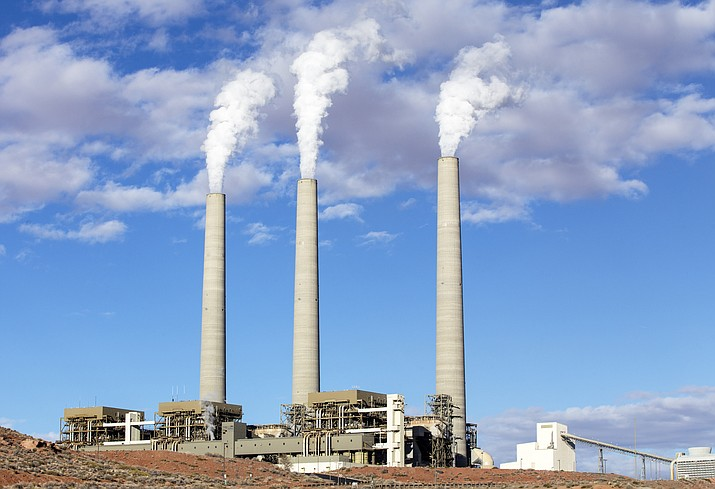 The coal-fired plant has operated out of Page, Arizona since January 19, 1971. (Photos/Stock)