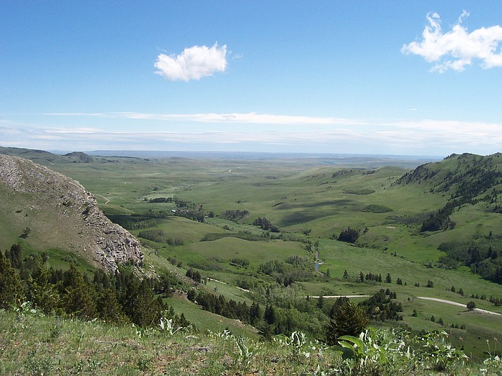 The Badger-Two Medicine area is located in Helena-Lewis and Clark National Forest in Montana. (Photo/U.S. Forest Service)