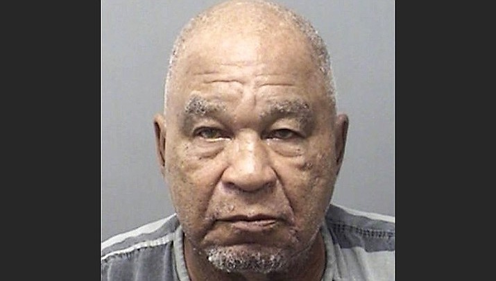 Samuel Little (Wise County Texas Police photo)