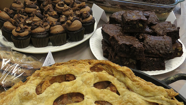 4th Annual Craft Fair and Bake Sale, Oct. 11-12