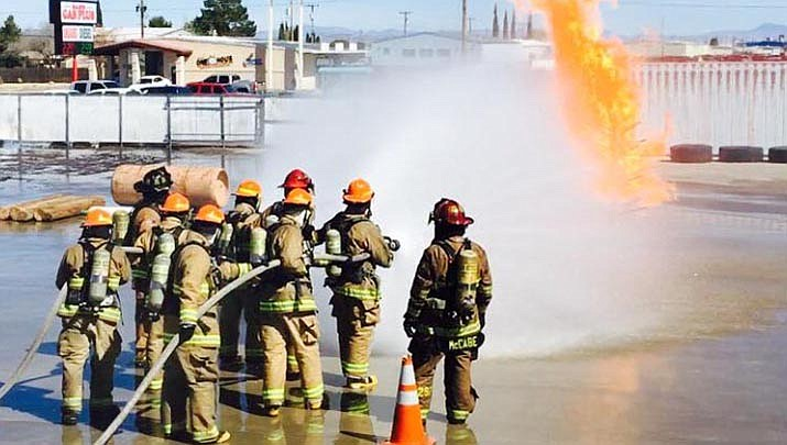 Men and women who want to become firefighters should fill out an application for the Spring 2020 MCC Fire Academy.