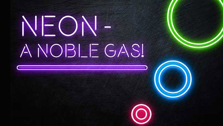 An Opening Reception for NEON - A Noble Gas! will be held at the Yavapai College Art Gallery in Prescott from 5 to 7:30 p.m. on Friday, Oct. 25. (Yavapai College)