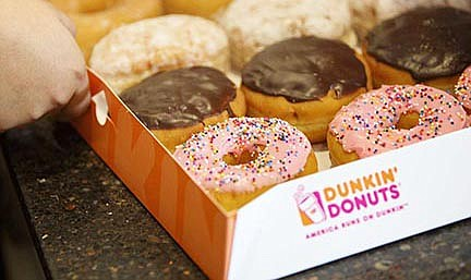 Dunkin' Donuts is set to hold a grand opening this weekend for its new Cottonwood location, set to include a Baskin Robbins store as well. Courtesy image