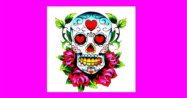 AHEAD, THIS MONTH — All are invited to come join in the celebration of the Day of the Dead at The Smoki Museum, Oct. 27, from 11 a.m. to 3 p.m. Mariachis, Baile Folklórico, ofrendas in the Pueblo Building, procession through the Citizen's Cemetery, art vendors, and more music and dance will be included in the FREE celebration honoring the dearly departed. Pan de muerto, tamales, cerveza, margaritas, Jarritos, and more refreshments will be available for purchase. For altar guidelines and applications, visit www.smokimuseum.org. Altar installations will be Oct 21-25.