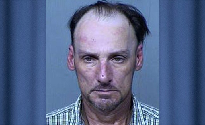 William Tarby Jr. was arrested for allegedly impersonating a utility company employee to gain access to a Phoenix home and steal cash and silver from an elderly couple. (Maricopa County Sheriff's Office/Courtesy)