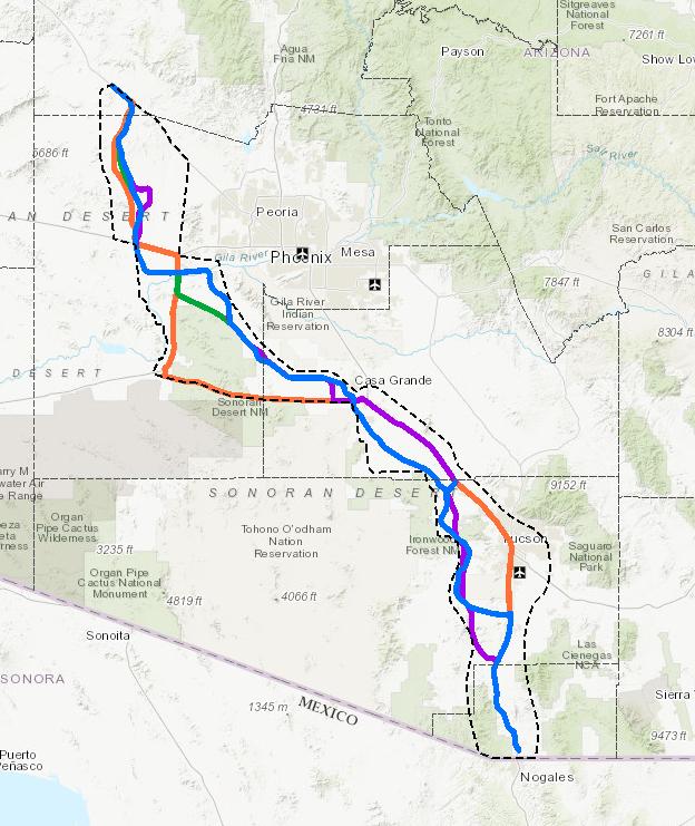 Highway plan raises eyebrows in Arizona