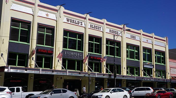 A new look for a Prescott landmark? Changes eyed for Bashford-Burmister building