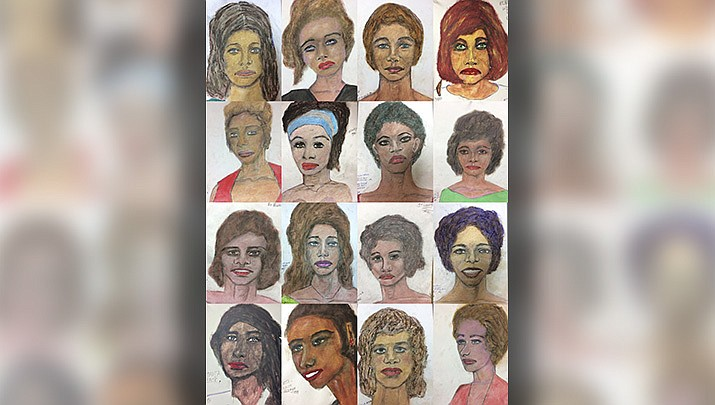 This combination of undated sketches provided by the FBI shows drawings made by admitted serial killer Samuel Little, based on his memories of some of his victims. Little, who claims to have killed more than 90 women across the country, is now considered to be the deadliest serial killer in U.S. history, the Federal Bureau of Investigation said. In a news release on Sunday, Oct. 6, 2019, the FBI announced that federal crime analysts believe all of his confessions are credible, and officials have been able to verify 50 confessions so far. (Courtesy of FBI)