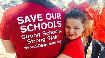 Save our Schools Arizona to host Kingman townhall photo