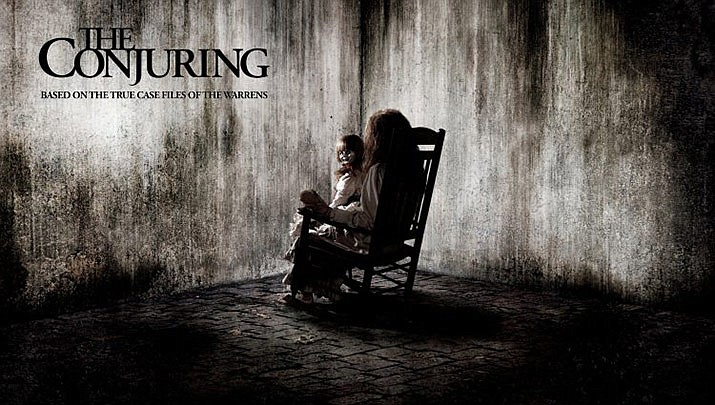 The Conjuring is playing at the Elks Theatre and Performing Arts Center at 7 p.m. on Wednesday, Oct. 16. (Warner Bros.)