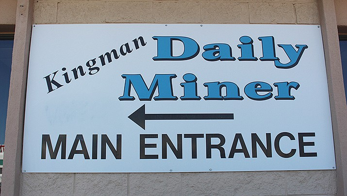 The Kingman Daily Miner, soon to be renamed The Kingman Miner, will adjust its print schedule to three days a week. (Photo by Agata Popeda/The Daily Miner)