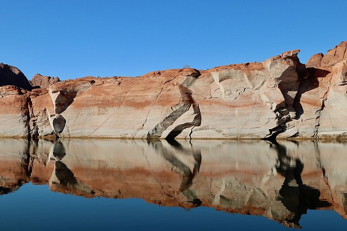 Lake Powell holds a variety of fish species that are enjoyed by anglers year round. (Photo/A. Wayne Gustaveson)