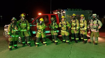 Williams fire responds to accidents, bees, smoke alarms in September photo