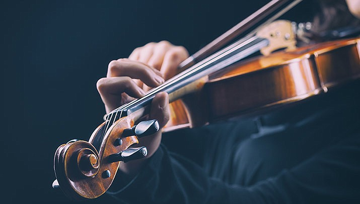 Prescott Chamber Players Society performs for Third Friday Chamber Music Series at the Prescott Public Library on Friday, Oct. 18. (Stock image)
