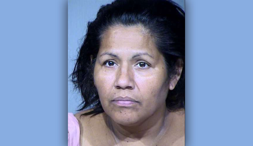 Phoenix mother accused of using 13-year-old daughter to hide cocaine