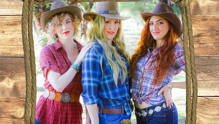 Dixie Chix - A Tribute Concert will be at the Elks Theatre Performing Arts Center, 117 E. Gurley St. in Prescott at 7 p.m. on Friday, Oct. 18. (Elks Theatre Performing Arts Center)