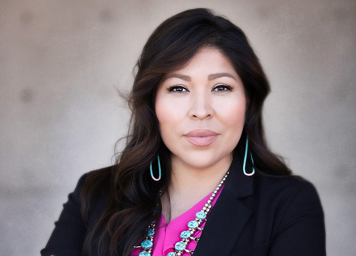 Genevieve Bennally will present a talk about being a Native women in the engineering field at Coconino Community College's Lone Tree Campus Oct. 18 at 4 p.m. (Submitted photo)