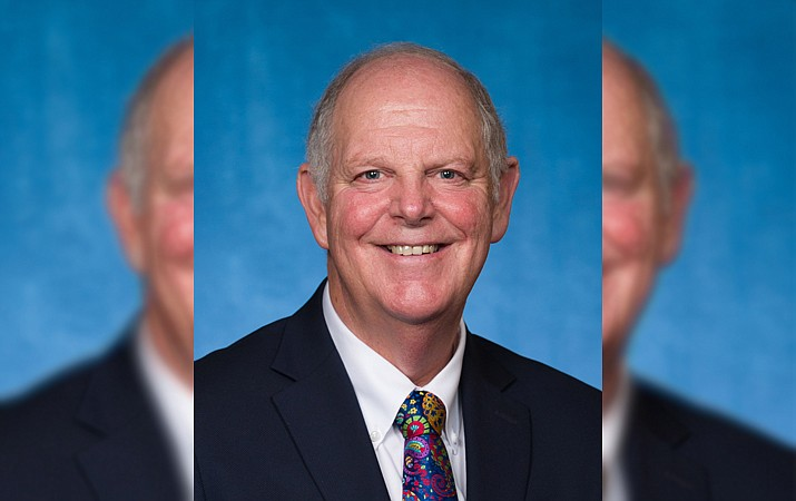 Congressman Tom O'Halleran introfuced the Promise Act in September to help NGS and Kayenta Mine workers. (Submitted photo)