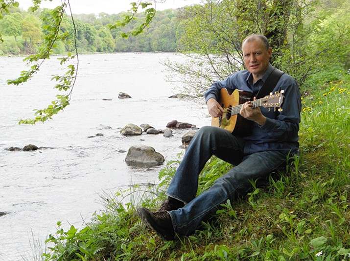 Scottish folk singer and songwriter Jim Malcolm returns to the US to perform for the Prescott Celtic Concert series, Thursday, Oct. 24. (Courtesy)