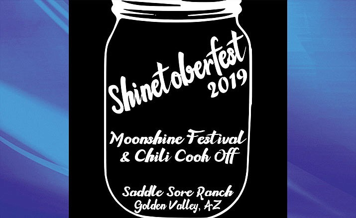 Shinetoberfest will be held at The Saddle Sore Ranch, 4597 S. Jasper Road in Golden Valley. However, the organizers do not recommend following your GPS, advising to use the map on their website instead. (Courtesy)