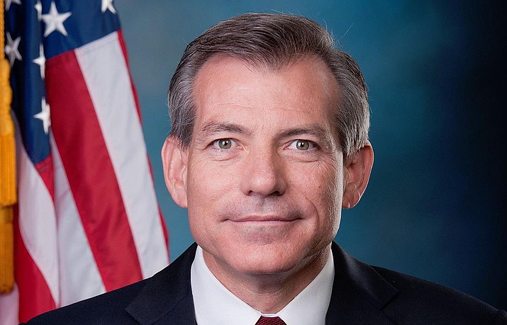U.S. Rep. David Schweikert (R-Fountain Hills).