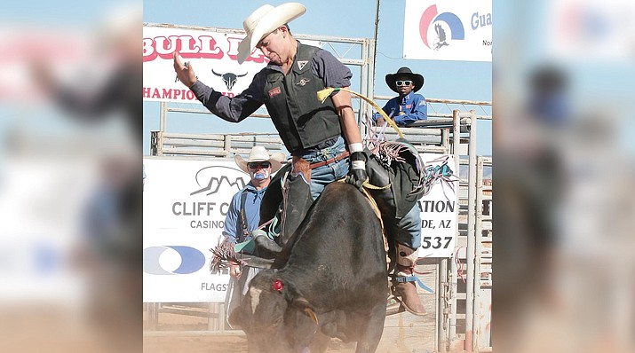 More than 2,300 spectators – and more than $3,500 in added money – played a role at this year's Bull Bash, held Oct. 11-12 at Cliff Castle Casino Hotel's Stargazer Pavilion. VVN file photo