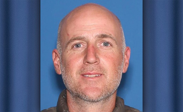 Spencer Goddard Morton, 43, has been missing since Sept. 2, 2019. (YCSO/Courtesy)