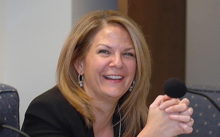 Kelli Ward (Howard Fischer/Capitol Media Services)