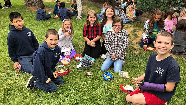 Manzanita Elementary, 2601 Detroit Ave will hold Fall Festival from 5 p.m. to 7 p.m. on Thursday, Oct. 24. (Courtesy photo)