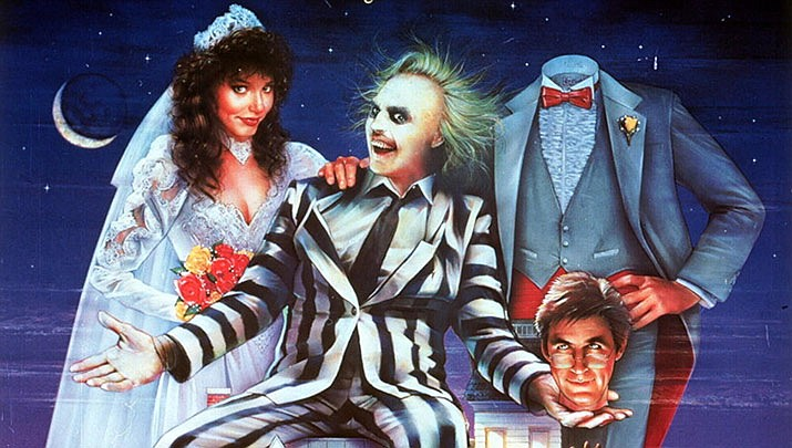 Beetlejuice is playing at the Elks Theatre and Performing Arts Center at 7 p.m. on Wednesday, Oct. 23. (Warner Bros.)