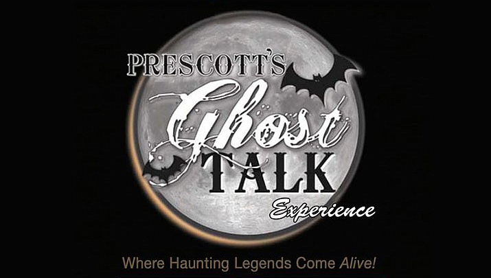 Prescott's Ghost Talk Experience will take place at the Prescott Center for the Arts, 208 N. Marina St. Oct. 25 through Nov. 2. (Prescott Center for the Arts)