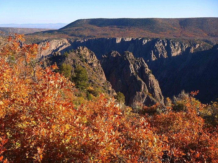 Black Canyon of the Gunnison National Park celebrated its 20th anniversary Oct. 21. (Photo/NPS)