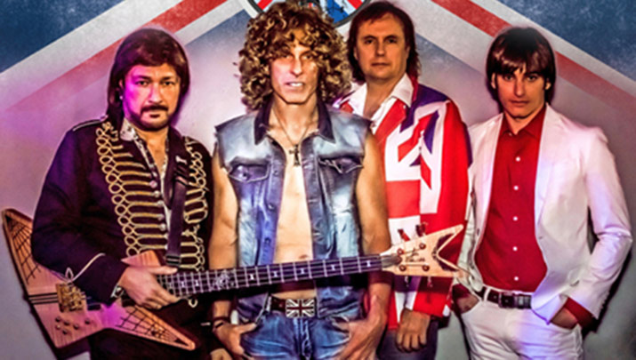 The Who Experience - A Tribute Concert at the Elks, Oct. 25