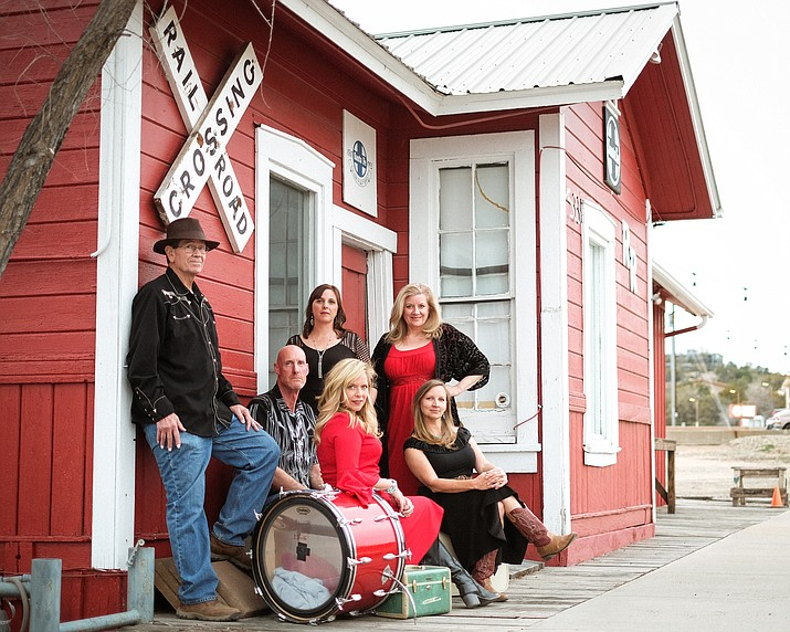 """The Gurley Girls are set to release their latest album, """"Revelation Avenue,"""" at Thumb Butte Distillery Friday Oct. 25. (Jen Harvey/Courtesy)"""