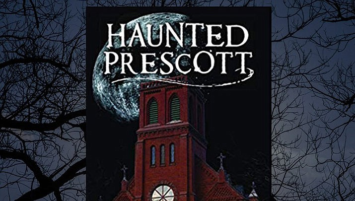 "Come listen to stories about ""Haunted Prescott"" at the Prescott Public Library, 215 East Goodwin Street from 3 to 4:30 p.m. on Saturday, Oct. 26. (Prescott Public Library)"