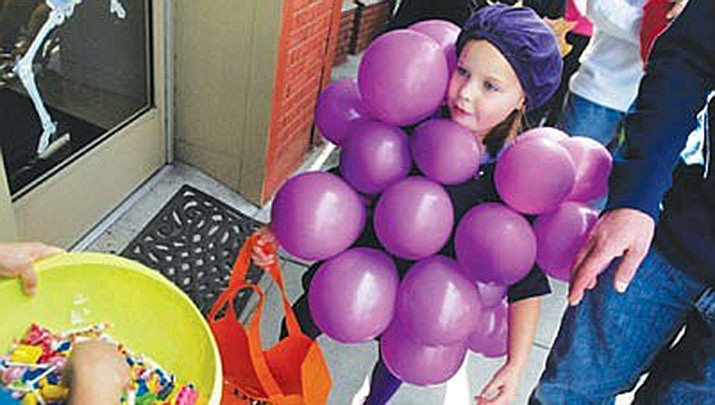 Malloween 2019 will be at Prescott Gateway Mall starting at 3 p.m. until the treats are gone on Saturday, Oct. 26. (Courtesy, file)