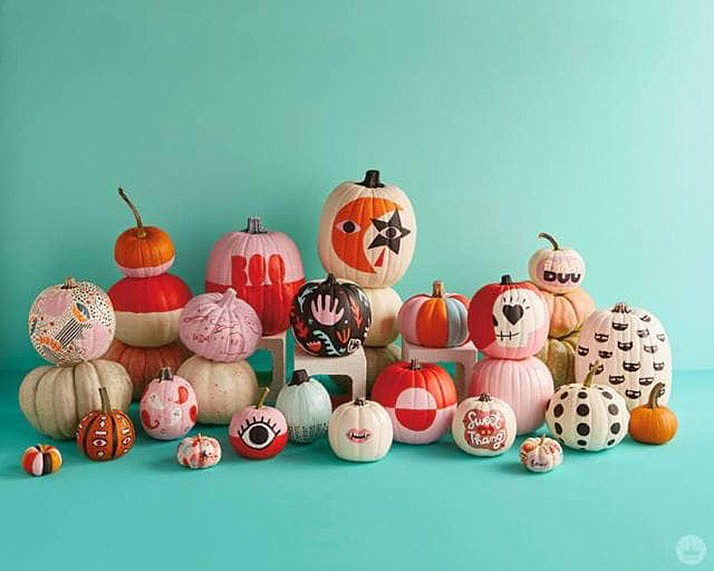Kids Can Decorate Pumpkins At Starbucks Kingman Daily Miner