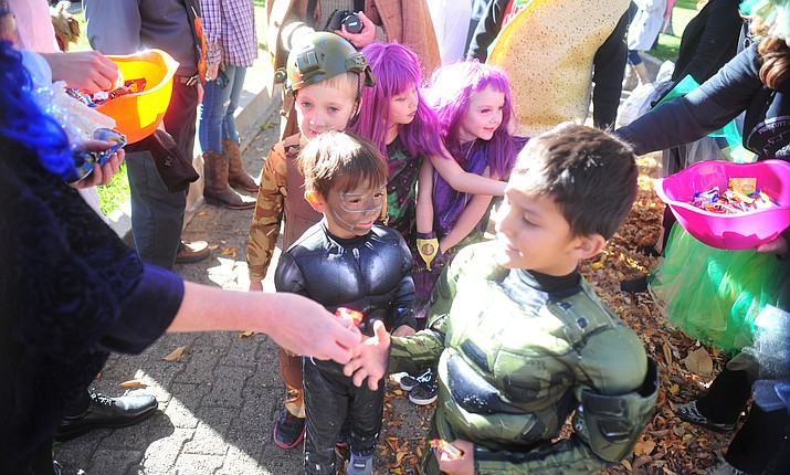 The first annual Trunk-n-treat event will take place at Findlay Auto Group, 3250 Willow Creek Road in Prescott from 4 to 6 p.m. on Saturday, Oct. 26. (Courtesy, file)