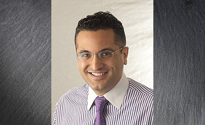 Dr. Iyad Hamarneh. (Arizona Oncology website/Courtesy)