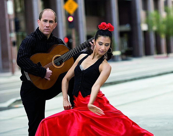 Chris and Lena Jácome will be in Prescott Nov. 1 for the Fridays with AZ Phil performance at the Top of the Elks. (Courtesy)