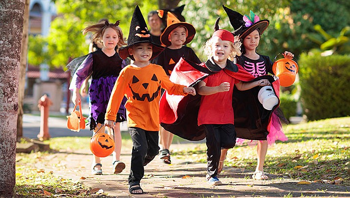 A Safe Trick-or-Treat event will take place at Findlay Toyota Center, 3201 N. Main St. in Prescott Valley from 4 to 7 p.m. on Thursday, Oct. 31. (Stock image)