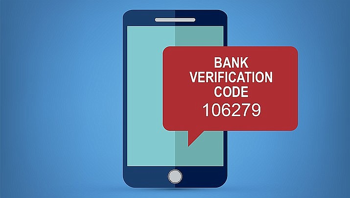 If you receive a call from someone claiming to be from your bank's fraud department, be on alert. If they ask for your bank ID number and then send you a text verification code, it may seem legitimate but it could be a new, sophisticated bank scam. (WNI Illustration)
