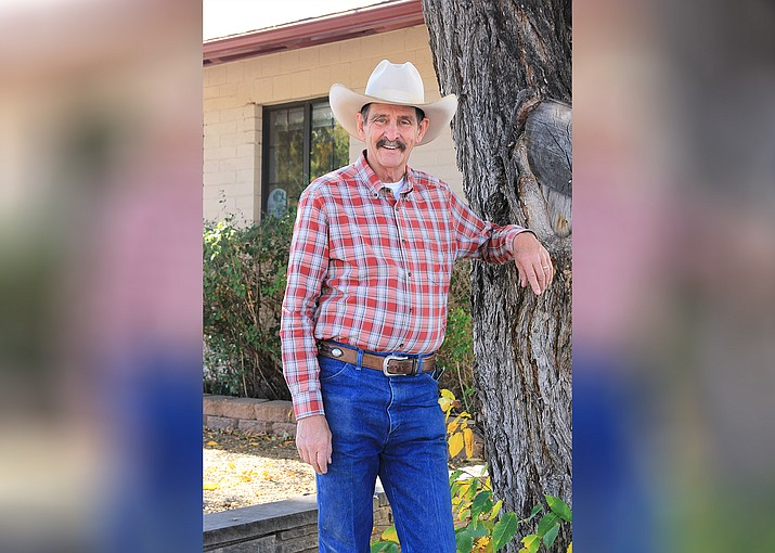 John Moore, mayor of Williams, Arizona, announced his intentions to run for the U.S. House of Representatives District 1 Oct. 7. (Wendy Howell/WGCN)