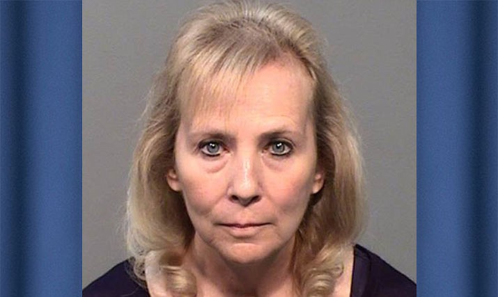 Terri Lynn Rolston, 59, has been indicted for allegedly embezzling of more than $300,000 from her former employer in Prescott. (Arizona Attorney General's Office/Courtesy)