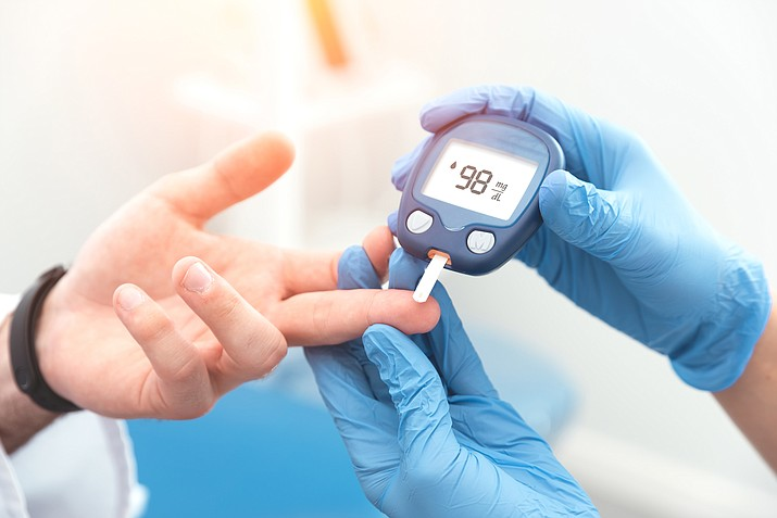 More than 1 in 3 people in the U.S. have prediabetes but don't know it, leaving them at risk for diabetes, heart attacks and stroke, according to the Centers for Disease Control and Prevention. (Stock photo)