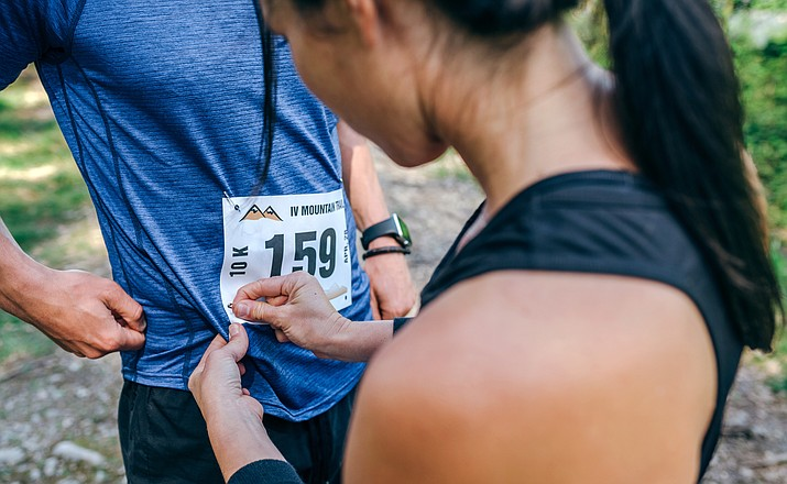 The Grand Canyon Chamber of Commerce is  seeking volunteers for the inaugural Grand Canyon Half Marathon Nov. 2. (Stock photo)