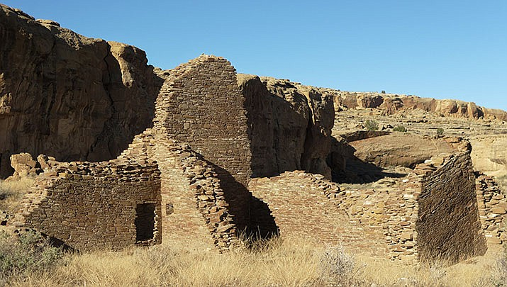 The Chaco Culture National Historical Park in New Mexico could receive special protections through an act of Congress. (Photo by Chetro Ketl, cc-by-sa-4.0, https://bit.ly/34jwjiP)